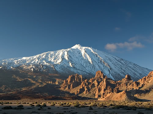 Mount Teide by Peter Nijenhuis (Creative Commons)
