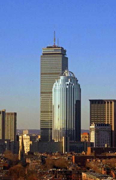 Prudential Skywalk Tower