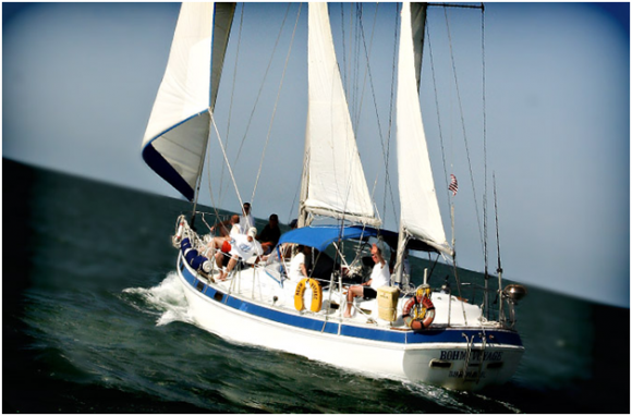 Sailing in Florida's Gulf (creative commons)