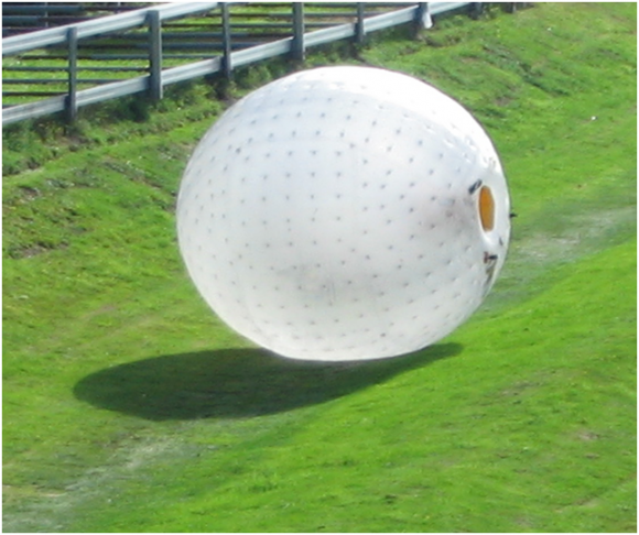 Zorb Ball (creative commons)