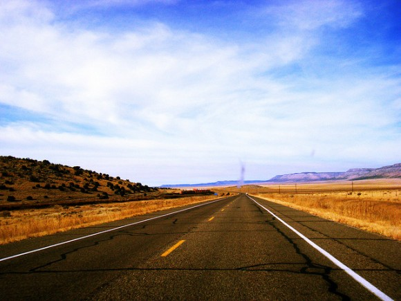 Road trip by socks _&_sandals via Flickr Creative Commons