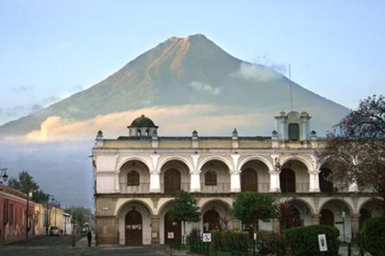 Antigua Guatemala Photo: visitingparadise.com