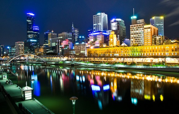 Melbourne by Linh Rom (Creative Commons)