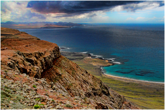 Lanzarote, Canary Islands (creative commons)