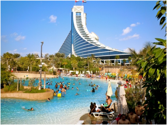 Wild Wady Waterpark, Dubai (creative commons)