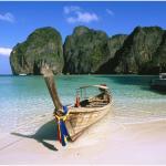 Thailand, the aristocratic garden of Asia