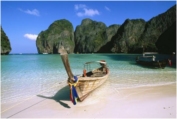 Krabi, Thailand (creative commons)