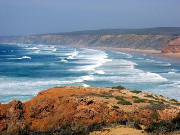 Algarve Coastline (Creative Commons)