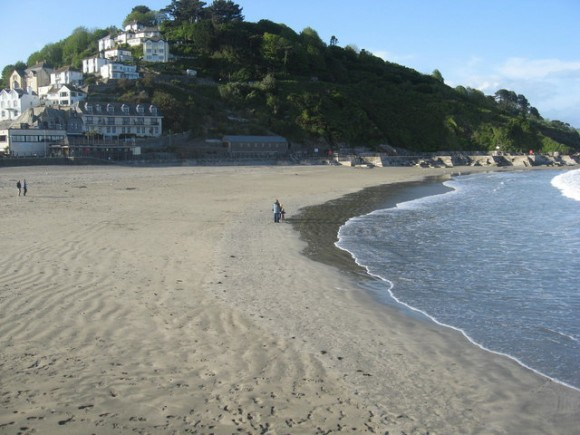 East Looe Beach (Creative Commons)