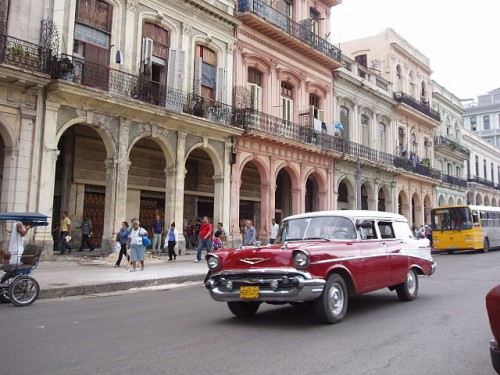Havana, Cuba, the center of a food revolution. Photo- gildemax, Creative Commons