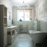 Décor Ideas for Small Bathrooms